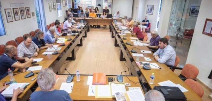 Δεν πέρασε από το Δ.Σ. Χαλανδρίου πρόταση ψηφίσματος της διοίκησης