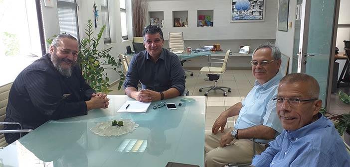 Ιερός Ναός Αγίου Αντωνίου και Δήμος Βριλησσίων μαζί για την ανέγερση του νέου Ναού