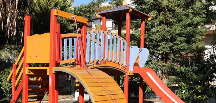 Δήμος Χαλανδρίου: Να μην παραβιάζονται οι περιφράξεις στις παιδ. χαρές Ιθώμης και Προφ. Ηλία