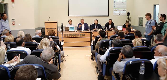 Ελέγχους και επισκευές σε σχολεία της Αττικής ζητεί από την ΚΤ.ΥΠ. ο Γ. Πατούλης