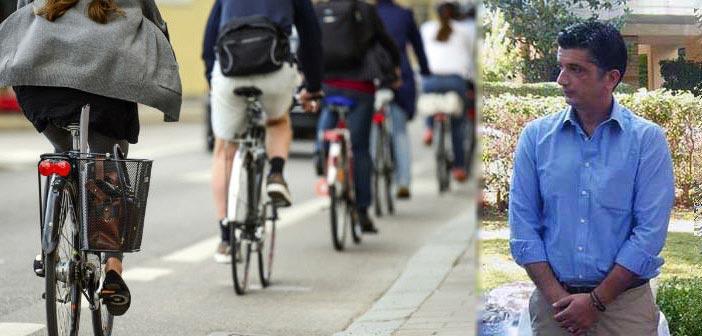 Ο Ξ. Μανιατογιάννης θα υποδεχθεί τη μεγάλη ποδηλατοδρομία στα Βριλήσσια