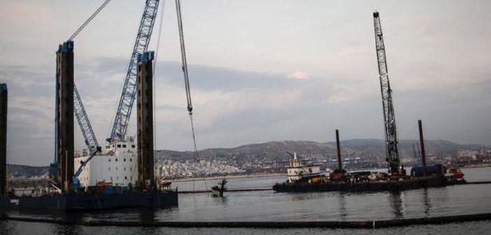 Πέραμα: Ένας τραυματίας από σύγκρουση πλοίων