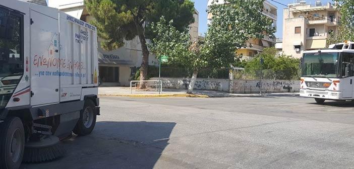 Έκκληση Δήμου Ηρακλείου για περιορισμό στην απόθεση απορριμμάτων