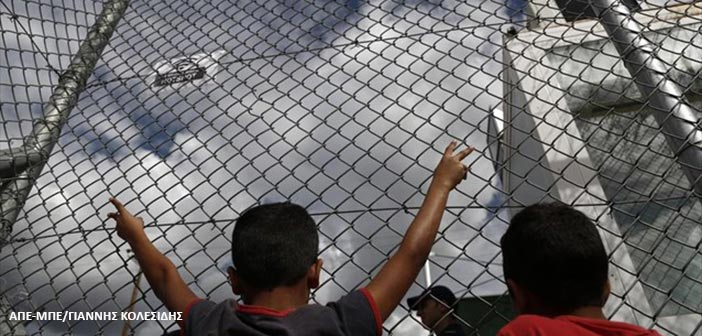 Θέμα φιλοξενίας μεταναστών και προσφύγων στο Μαρούσι θέτει ο Λ. Μαγιάκης