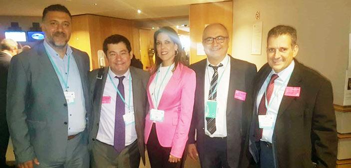 Σε συνάντηση στις Βρυξέλλες  για τη χρηματοδότηση έργων ο Τ. Μαυρίδης