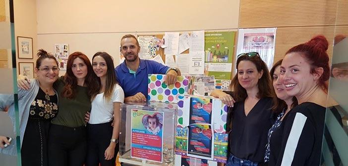 2.800 ευρώ στο πρώτο άνοιγμα του κουμπαρά του Δήμου Βριλησσίων για τον μικρό Παναγιώτη-Ραφαήλ