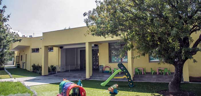 Εγκαίνια νέου Παιδικού Σταθμού – Νηπιαγωγείου Ι.Μ. Νέας Ιωνίας