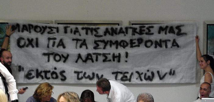Δεύτερος γύρος αντιπαραθέσεων για το «The Mall Athens» στο Δημοτικό Συμβούλιο Αμαρουσίου