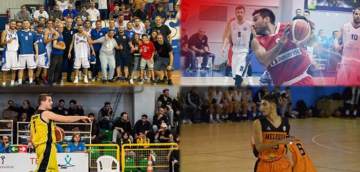 Β' Εθνική μπάσκετ: Νίκες για Παπάγο, Μαρούσι, Μελίσσια και Πεντέλη στη 2η αγωνιστική