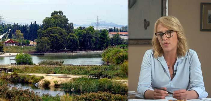 Ρ. Δούρου: Δεν σώσαμε το Πάρκο «Αντώνης Τρίτσης» από την καταστροφή για να παίζουν μαζί του… μαθητευόμενοι μάγοι