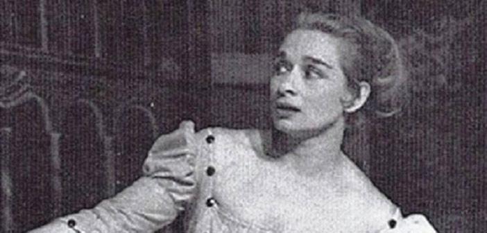 Πέθανε η ηθοποιός και μεγάλη δασκάλα του Θεάτρου Τιτίκα Νικηφοράκη