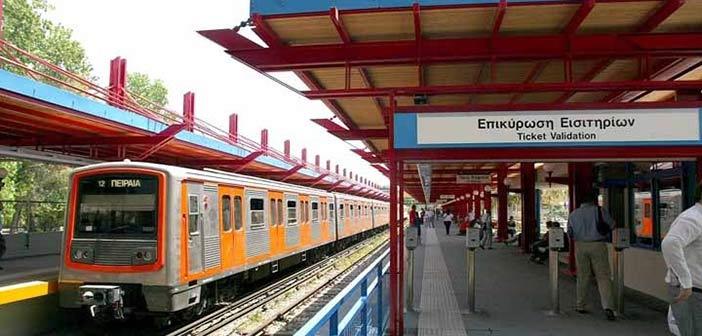 Μετρό-Γραμμή 1: Από τις 11:00 τα δρομολόγια στο τμήμα «Κηφισιά-Ειρήνη» την Κυριακή