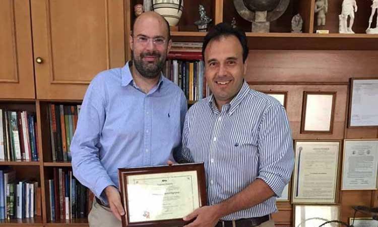 Η Ένωση Νέων Αυτοδιοικητικών Ελλάδος συγχαίρει τον νέο πρόεδρο της ΚΕΔΕ