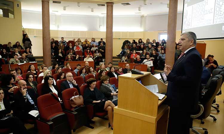 Τη συμμετοχή όλων για καταπολέμηση μεταδοτικών νοσημάτων από κουνούπια ζήτησε ο Γ. Πατούλης