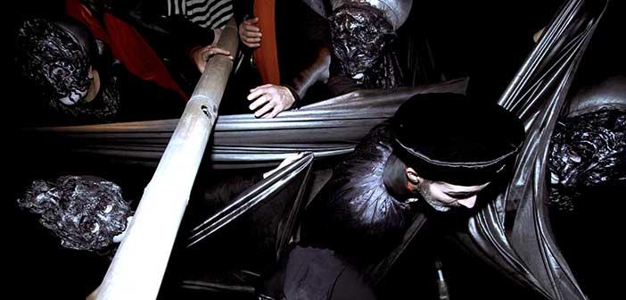 Το Θέατρο ΡΟΔΑ παρουσιάζει την «Τρικυμία» στη Νέα Ιωνία