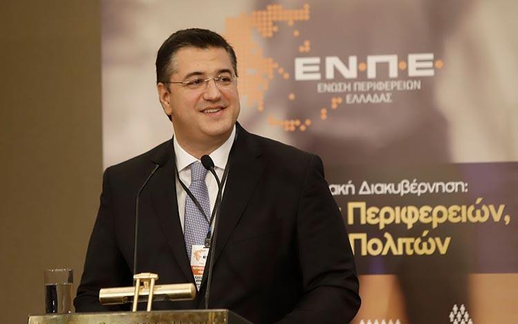 Νέος πρόεδρος της ΕΝΠΕ ο Απόστολος Τζιτζικώστας