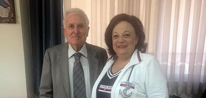 Εκπροσώπηση Δήμου Αμαρουσίου σε ημερίδα για την Οικογενειακή & Δημογραφική Πολιτική στους Δήμους