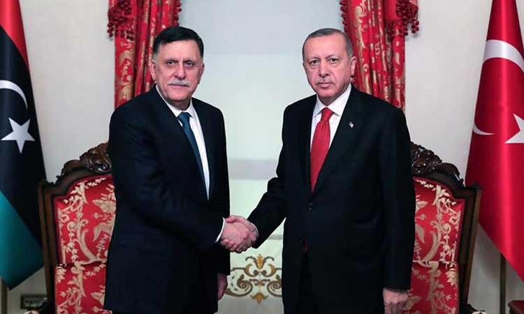 Η Λιβύη επικύρωσε τη συμφωνία με την Τουρκία