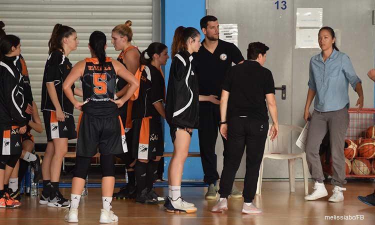 Α1 μπάσκετ Γυναικών: Ο ΚΑΟ Μελισσίων δεν… κοίταξε στα μάτια τον Παναθηναϊκό