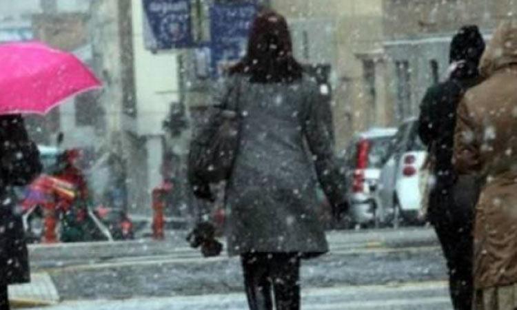 Ήρθε ο Χειμώνας: Πτώση της θερμοκρασίας και χιόνια τη Δευτέρα