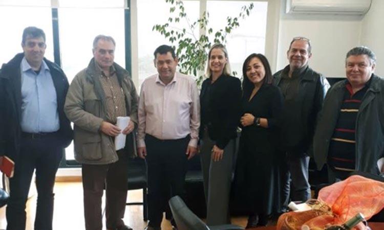 Συνάντηση Τ. Μαυρίδη με την Ένωση Γονέων Δήμου Λυκόβρυσης – Πεύκης
