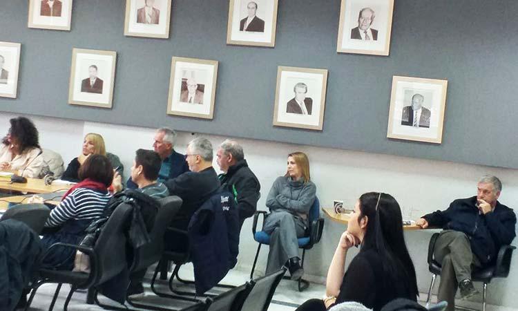 Ο πρόεδρος του ΣΠΑΠ στη σύσκεψη Πολιτικής Προστασίας του Δήμου Ραφήνας – Πικερμίου