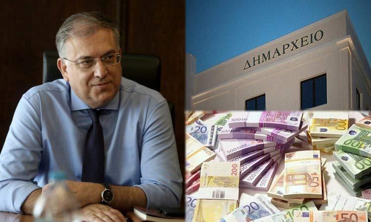 Πρόσθετη χρηματοδότηση 65 εκατ. ευρώ στους Δήμους – Περίπου 3 εκατ. λαμβάνει ο Βόρειος Τομέας Αθηνών
