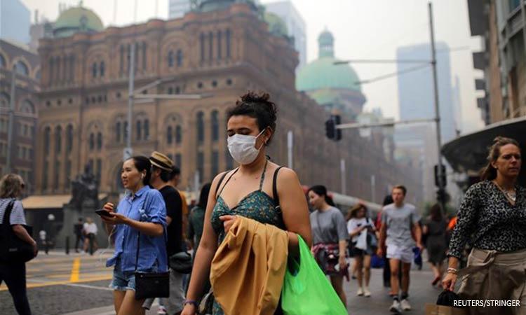 Αυστραλία: Πνιγμένο σε τοξικό νέφος το Σίδνεϊ