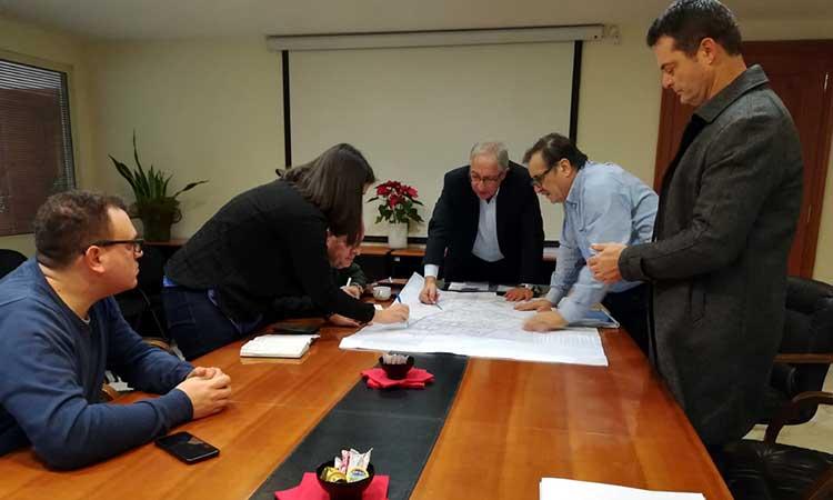 Συνάντηση δημάρχου Αμαρουσίου με τον Σύλλογο Στούντιο Α