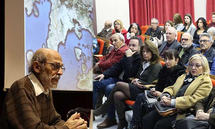 Με διάλεξη για την Πεντέλη ξεκίνησε το 2020 το Ελεύθερο Πανεπιστήμιο Δήμου Πεντέλης