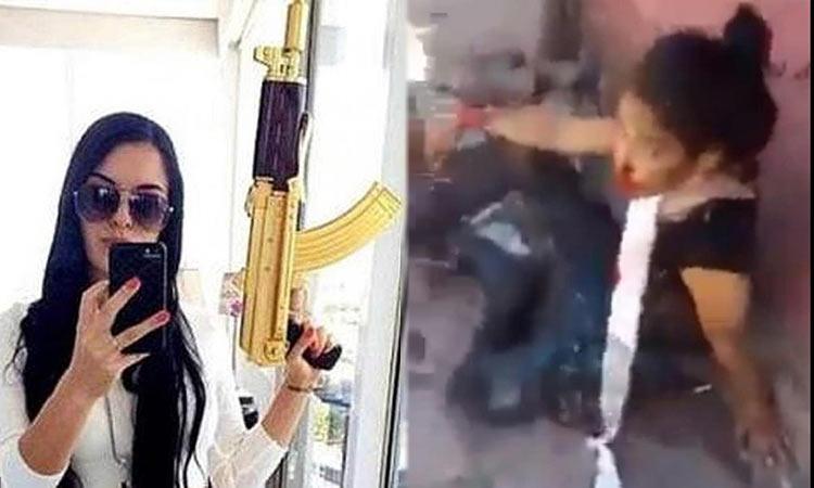 Νεκρή με μια σφαίρα στον λαιμό η σταρ του Instagram και βασίλισσα του υποκόσμου «Κατρίνα» (σκληρές εικόνες)