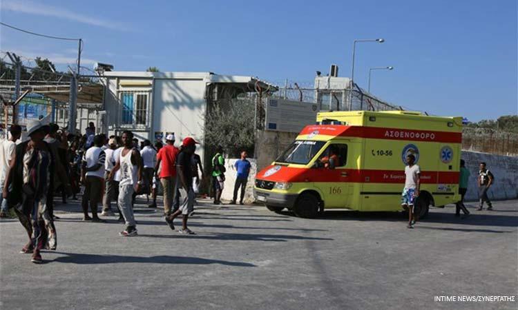 Λέσβος: Νεκρός 20χρονος που μαχαιρώθηκε στη διάρκεια καβγά στη Μόρια