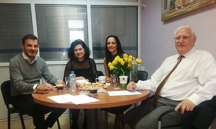 Συνάντηση διαδημοτικής συνεργασίας με τον Δήμο Λυκόβρυσης – Πεύκης στον «Επικοινωνία 94FM»