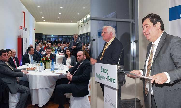 Με σημαντικές παρουσίες η 1η Επιχειρηματική Συνάντηση του Δήμου Λυκόβρυσης – Πεύκης