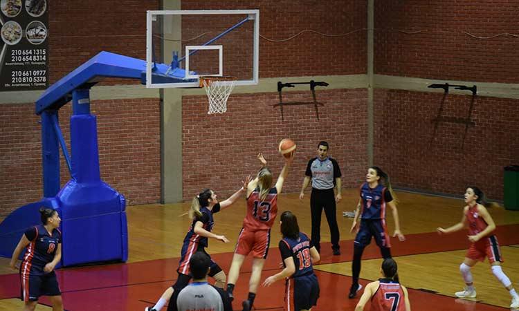 Α2 μπάσκετ Γυναικών: Ήττα του Γ.Σ. Αγ. Παρασκευής από την Ηλιούπολη με 70-64