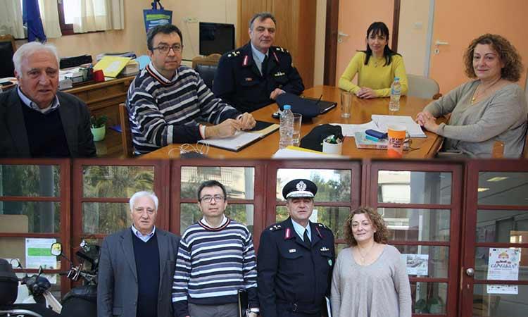Ενισχύεται η αστυνομική παρουσία στον Δήμο Πεντέλης