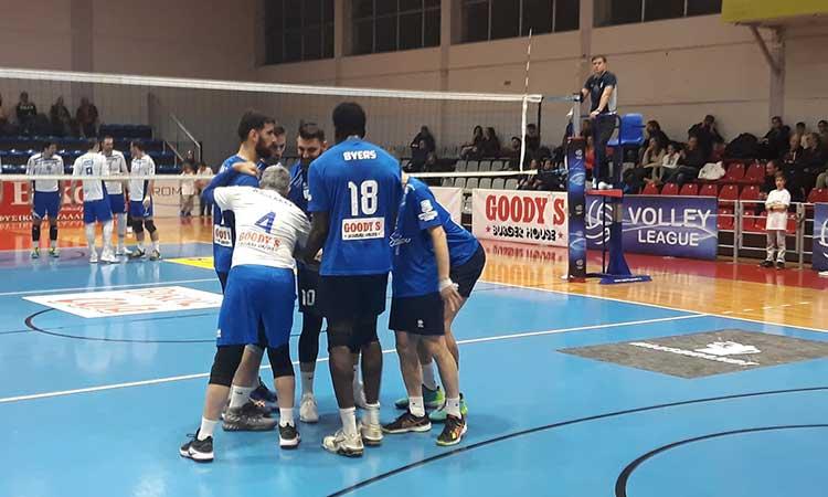 Volley League: Νίκη επί του Ηρακλή με 3-1 σετ και… ανοιχτός δρόμος  για την «τετράδα» για τον ΑΟΠ Κηφισιάς