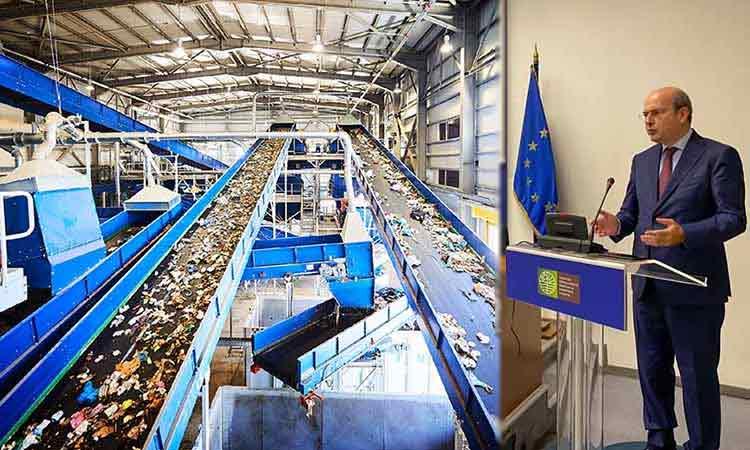 Κ. Χατζηδάκης: Η διαχείριση αποβλήτων απαιτεί άρτιο συντονισμό Περιφερειών και Δήμων
