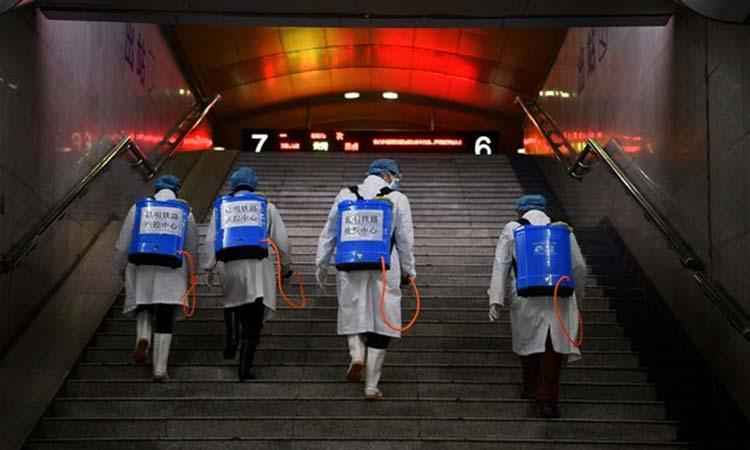 Κίνα: Στους 1.310 οι νεκροί από τον νέο κορωναϊό στην Χουμπέι