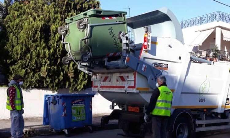 Δ. Γαλάνης: Οι υπάλληλοι καθαριότητας του Δήμου Φιλοθέης – Ψυχικού έχουν δύσκολο έργο, ας τους βοηθήσουμε