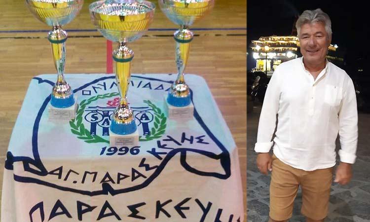 Π. Ιωάννου – Ολυμπιάδα Αγ. Παρασκευής: Πάμε να πάρουμε θετικό αποτέλεσμα