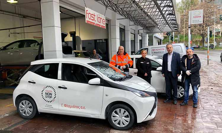 Δύο νέα οχήματα ενισχύουν τον στόλο των κοινωνικών υπηρεσιών του Δήμου Παπάγου – Χολαργού