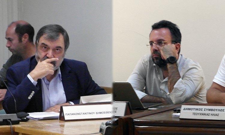 Δ. Παπακωνσταντίνου: Η «αλλαγή» που έφερε στην Πεντέλη ο κ. Παλαιοδήμος είναι ότι «νεκρανάστησε» την παράταξη Γραφάκου