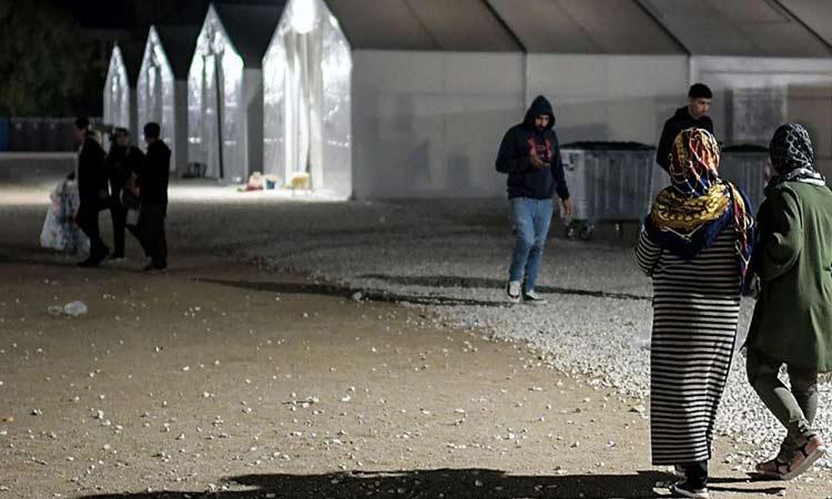 Σε καραντίνα η «παλαιά δομή μεταναστών» στη Μαλακάσα