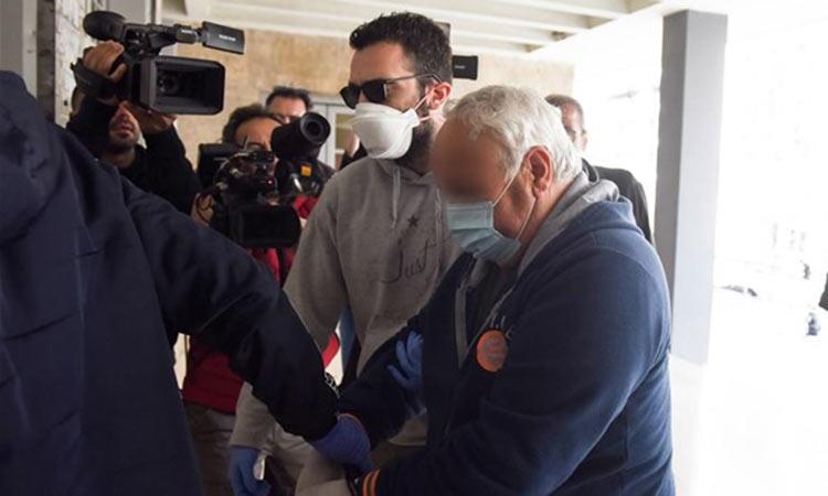 Θεσσαλονίκη: Την Τετάρτη η απολογία του 63χρονου που σκότωσε τον γιο του