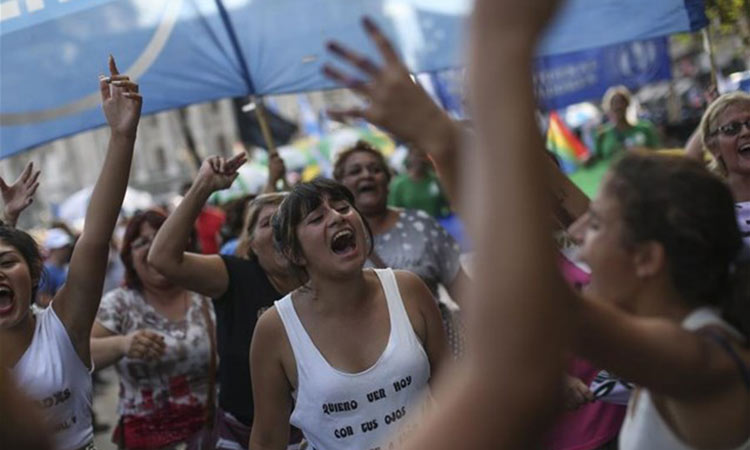 Αργεντινή: Σε υψηλά 10ετίας οι γυναικοκτονίες εν μέσω καραντίνας