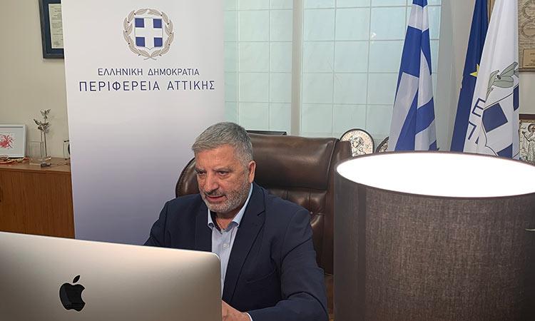 Γ. Πατούλης: Οι δήμαρχοι και των 66 Δήμων είναι οι συνεργάτες μας για να πάμε ψηλά την Αττική