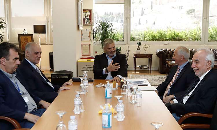 Σύμφωνο Συνεργασίας Περιφέρειας και Γεωπονικού Πανεπιστημίου για την ανάδειξη της υπαίθρου της Ανατολικής Αττικής