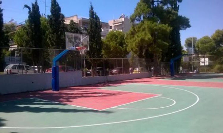 Από Τρίτη 2/6 παίζουμε μπάσκετ στα ανοιχτά γήπεδα Παπάγου και Χολαργού