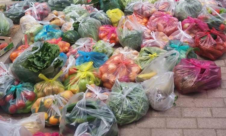 Οι λαϊκές αγορές Παπάγου και Χολαργού ενισχύουν το Κοινωνικό Παντοπωλείο του Δήμου